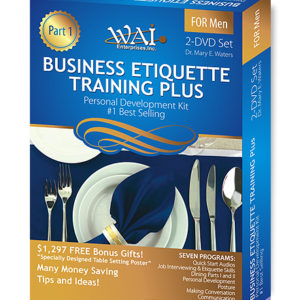 Business Etiquette Training Plus Part 1 (Men)