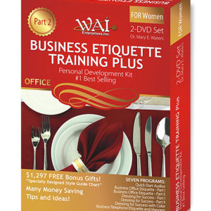 Business Etiquette Training Plus Part 2